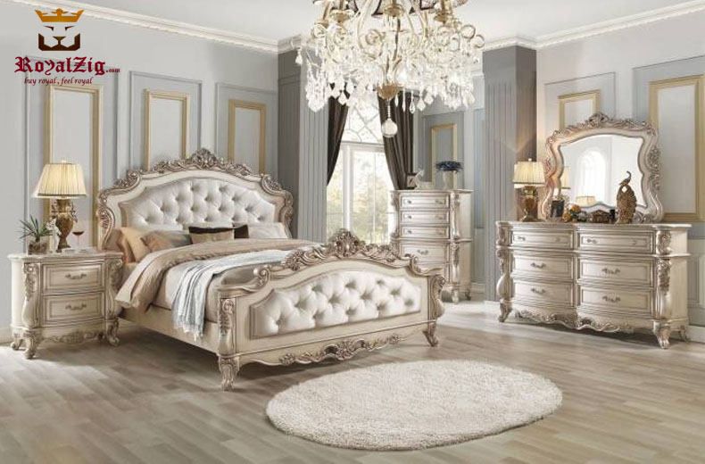 Royal Collection Classic Bedroom Set Online