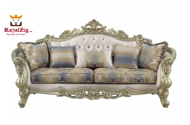 Royal Collection Classic Sofa Set Online 1