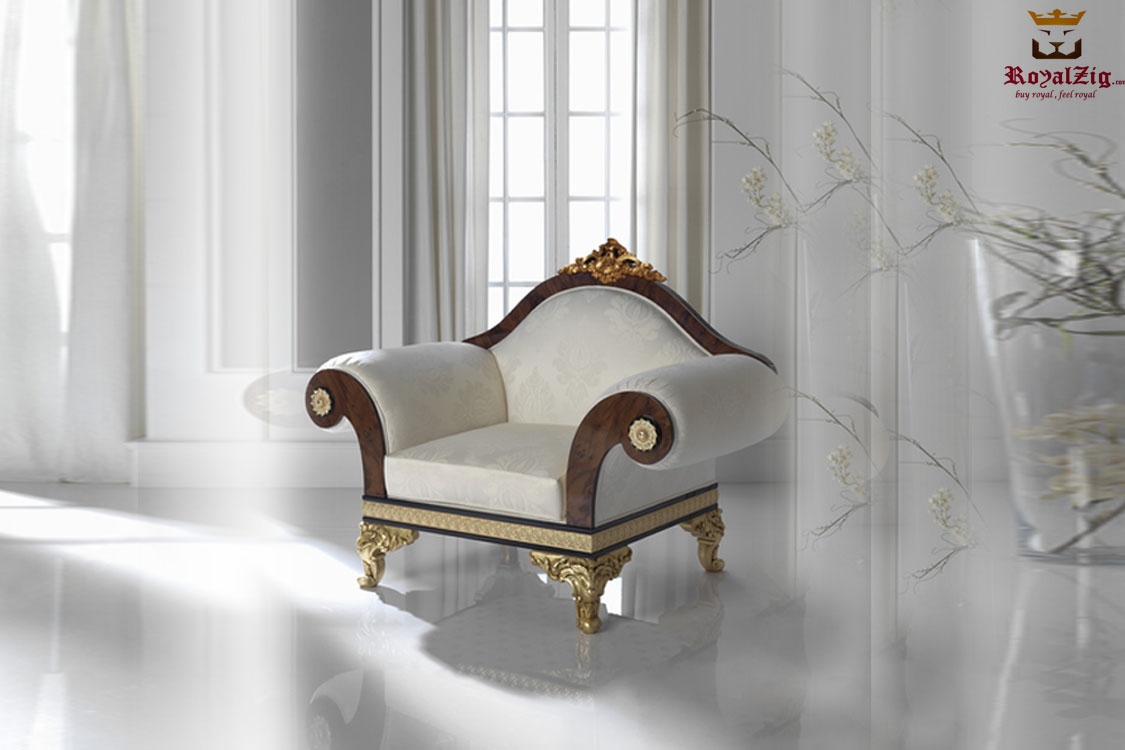 Imperial French Style Carved Sofa Set 1