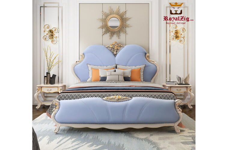 Luxury Water Shallow Butterfly Bed Design