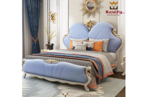 Luxury Water Shellow Butterfly Bed Design