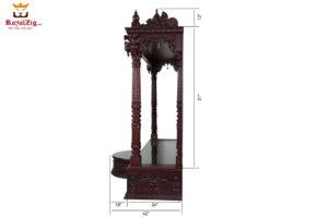 Madurai Hand Carved Hindu Meenakshi Temple