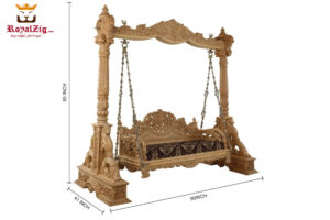 Udupi Hand Carved Indoor Swing (1)