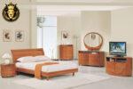 Wooden Contemporary Teak WoodWooden Contemporary Teak Wood Bedroom SetWooden Contemporary Teak Wood Bedroom Set Bedroom Set