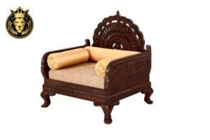 rajasthani carved sofa set 3