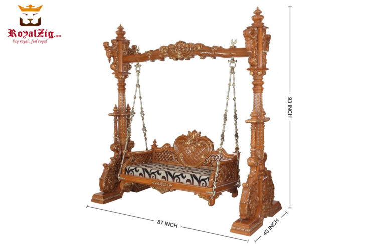 wooden swing for living room (1)