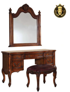 Mehrangarh Fort Antique Style Bedroom Furniture Set