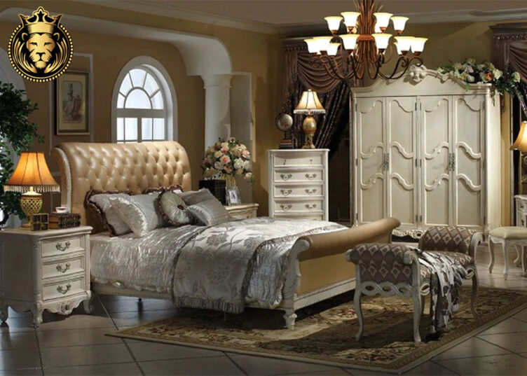 Ummed Bhavan Palace Bedroom Furniture Set Design