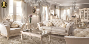 Annie Italian Style Luxury Collection Living Room Furniture