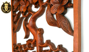 Wooden Carved Panel For Decorative Home Walls
