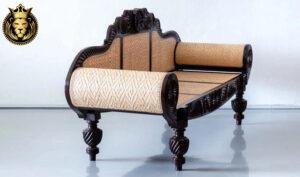 Beautiful Designer British Colonial Style Sofa Set