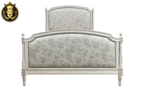 Louis XVI Style French White Bed
