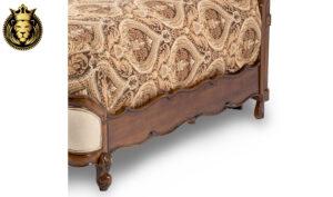 Mysuru Antique Style Hand Carved BedMysuru Antique Style Hand Carved Bed