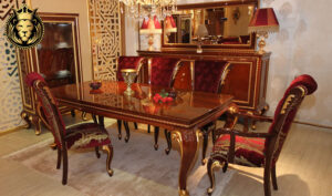 Panaji Neo Classical Style Dining Room Furniture