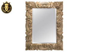 Seattle European Style Hand Carved Mirror Frame