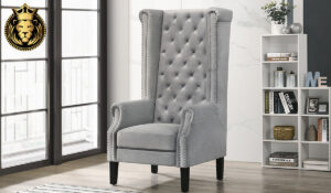 Ammanya Modern Luxury Style High Back Chairs