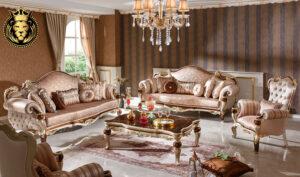 Bengaluru Classic Style Royal Sofa Set