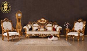Jalandhar Classic Style Royal Luxury Sofa Set