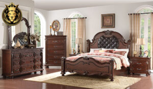 Ruchira Royal Antique Style Bedroom Furniture Collection