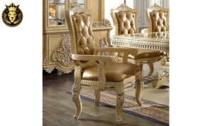 Garland Luxury Style Hand Carved Dining Set