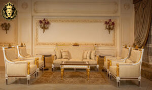 Dayton French Style Sofa Set
