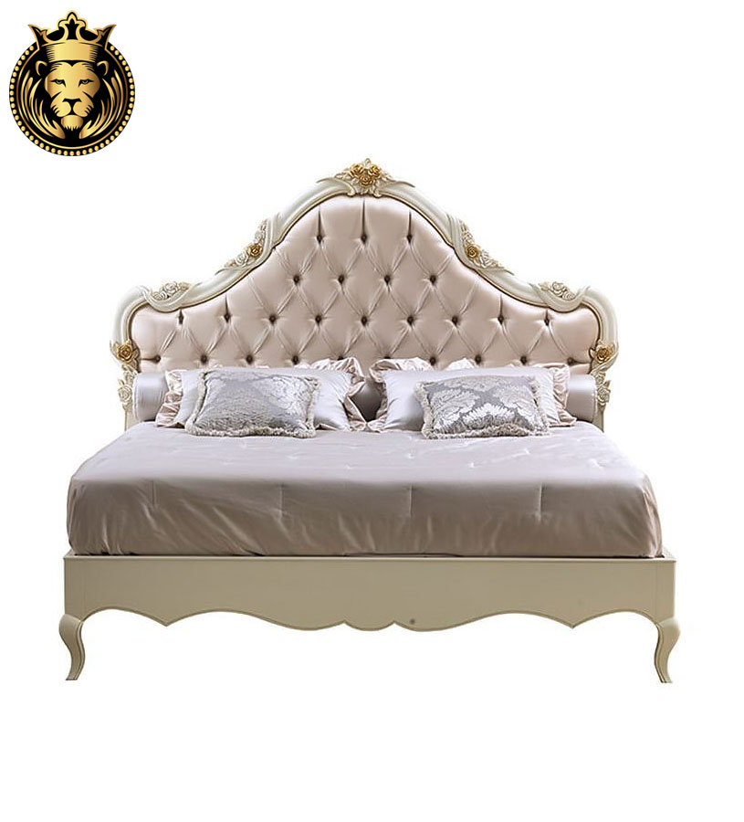 Downey Classic Style Hand Carved Bedroom set