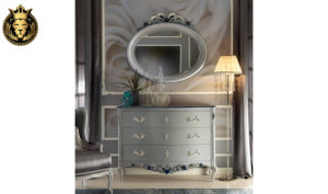 Lowell Classic Style Hand Carved Bedroom Set