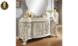 Richmond European Style Hand Carved Dining Set