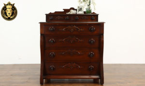 Bristol Antique Style Hand Carved Dresser