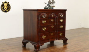Cambridge Antique Style Hand Carved Dresser