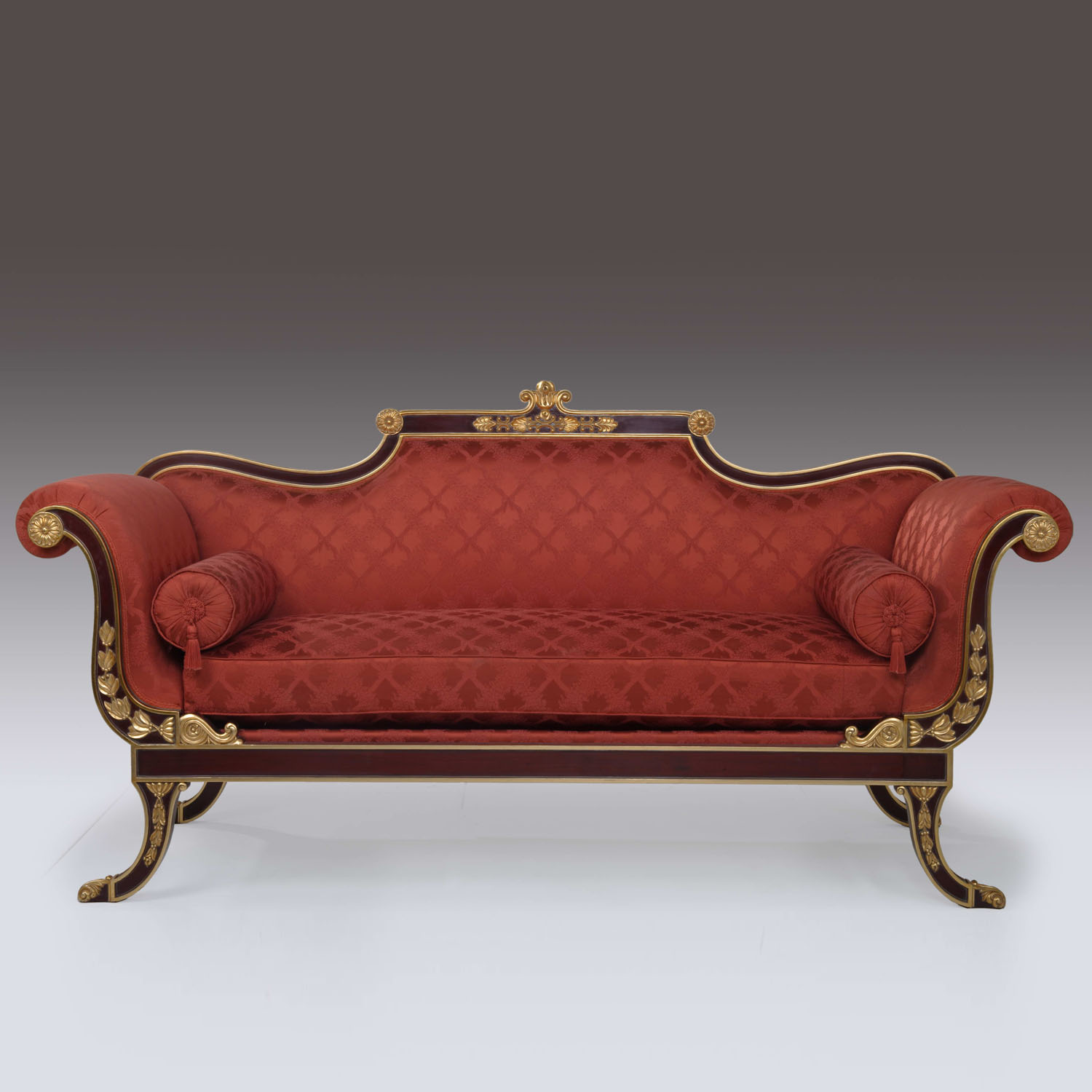 Delhi Classic Style French Carving Sofa Set