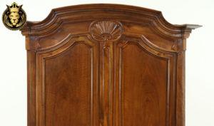 Edinburgh Antique Style Hand Carved Wardrobe