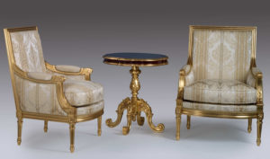 Hyderabad Classic Style French Carving Sofa Set
