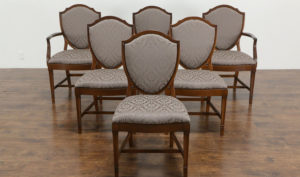 Newry Antique Style Hand Carved Dining Chairs