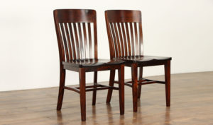 Norwich Antique Style Hand Carved Dining Chairs