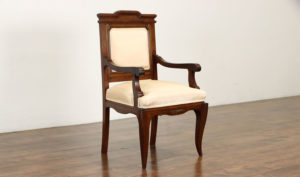 Perth Antique Style Hand Carved Dining Chair
