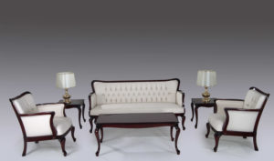 Surat classic style french carving sofa set
