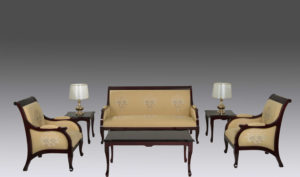 Visakhapatnam Classic Style French Carving Sofa Set